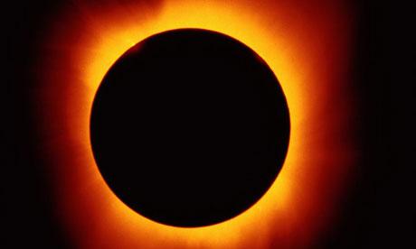 Ολική έκλειψη ηλίου