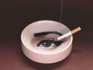 κάπνισμα και όραση