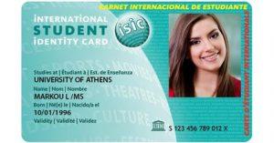 κάρτα ISIC