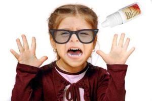 Θεραπεύεται η μυωπία με σταγόνες;